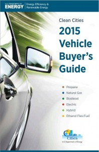 Alternative Fuel Vehicle Buyers Guide