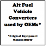 Photo 4 - Alternative Fuel Converter - OEM Certified