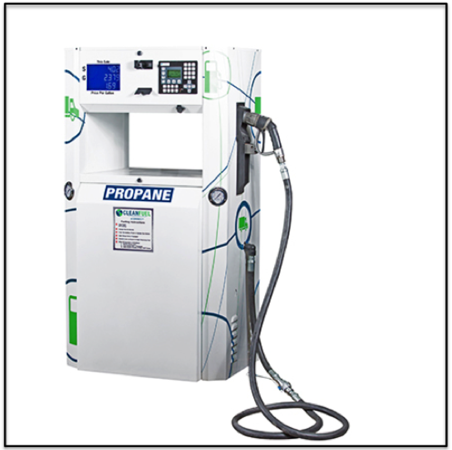 CleanFuel USA P6000