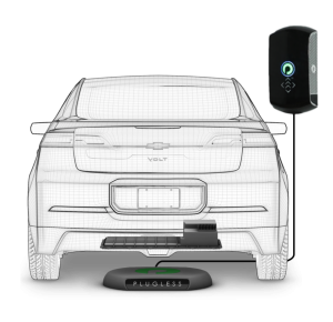 Plugless Volt Drawing from Rear