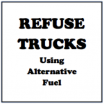 Photo 12 - Alternative Fuel: Refuse Truck Converters