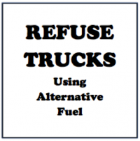 Photo 1 - Alternative Fuel: Refuse Truck Converters