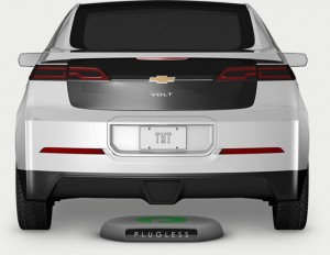 Rear End Chevy Volt 2014