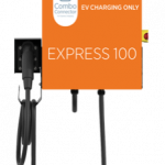 Photo 2 - Express 100 (CPE100): SAE Combo L3: 24 kW, DC Fast Charging Station, (US Version) 20' Cord
