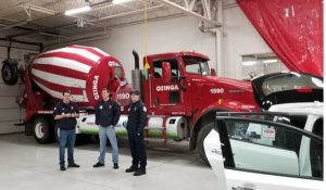 Image number 4 - Green Ways 2Go makes first responder presentation at the West Chicago Fire Department Training Center - Green Ways 2Go