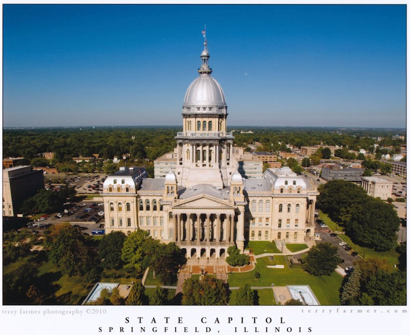 Image number 2 - GreenWays2Go meets with Illinois State Reps on Green Transportation Legislation May 7 & 8, 2019 - Green Ways 2Go