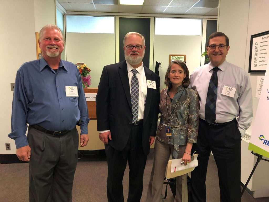 Image number 4 - GreenWays2Go meets with Illinois State Reps on Green Transportation Legislation May 7 & 8, 2019 - Green Ways 2Go