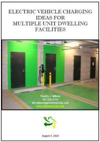 Photo 1 - EV Charging Ideas for Multiple Unit Dwellings