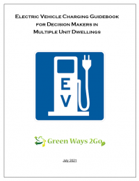 Photo 1 - Electric Vehicle Charging Guidebook for Decision Makers in Multiple Unit Dwellings